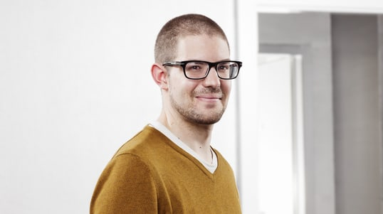 Portrait of Fabian Schweizer
