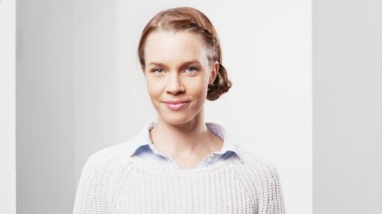 Portrait of Noora Suurnäkki