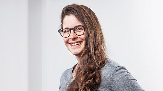 Portrait of Jennifer Bächtold