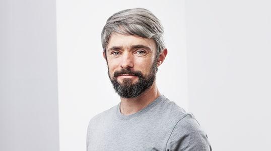 Portrait of Benoît Pointet