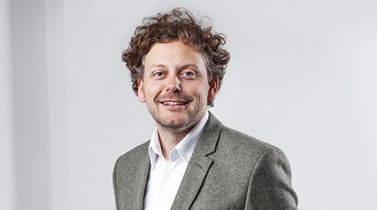 Portrait of Andreas Amsler