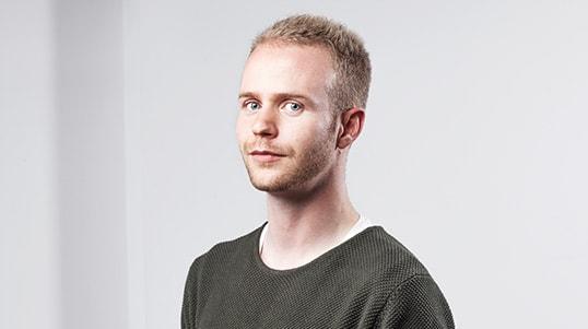Portrait of Fabian Ryf