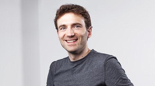Portrait of Léo Davesne
