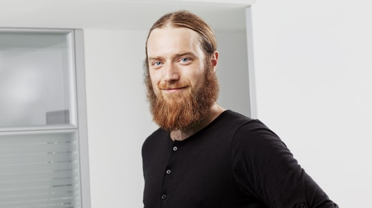 Portrait of Stefan Schweingruber