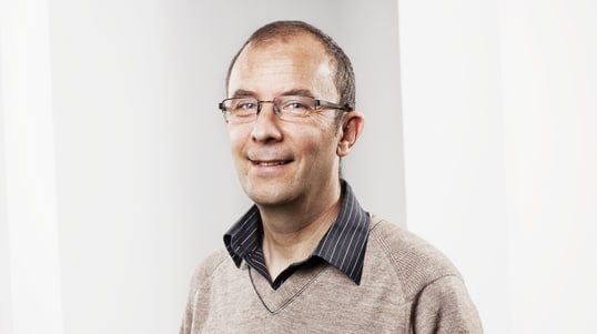 Portrait of Yves Bertrand