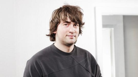 Portrait von Tobias Schultze