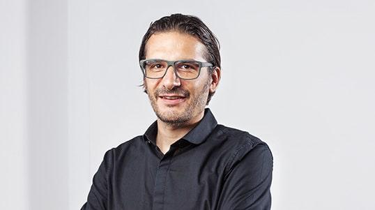 Portrait of Gerhard Andrey