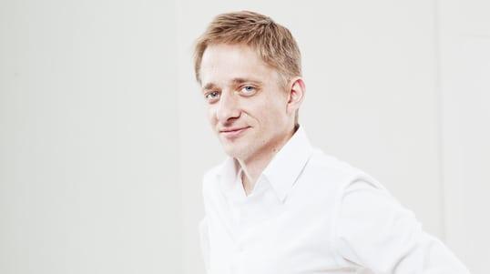 Portrait of Jonas Vonlanthen