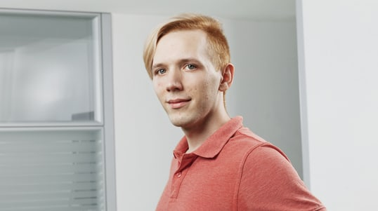 Portrait of Krisztian Kovacs