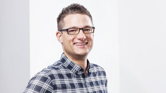 Portrait von Jonas Schmid