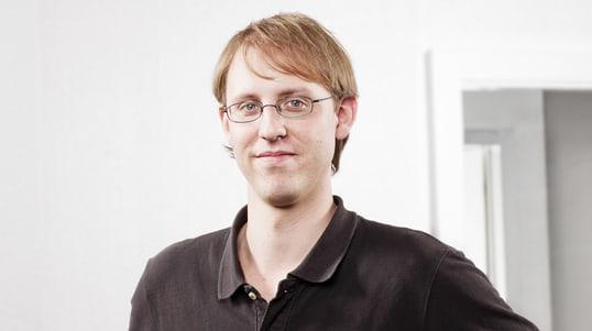 Portrait of Benjamin Wohlwend
