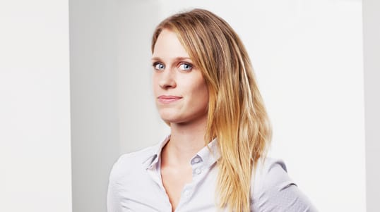 Portrait von Stéphanie Möckli