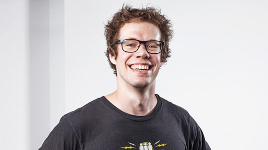 Portrait of Stefan Heinemann
