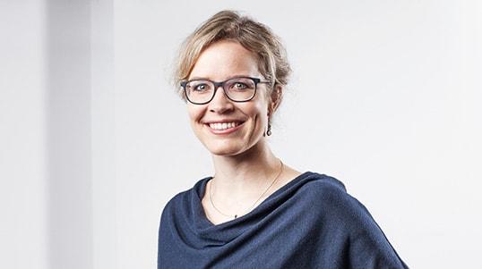 Portrait of Simone Wegelin