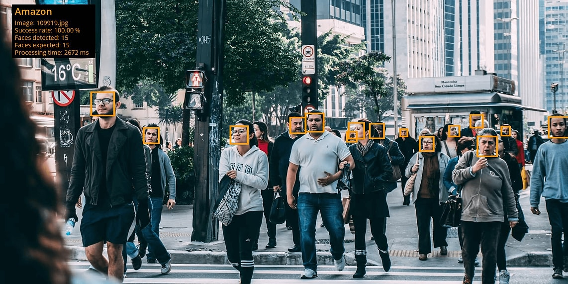 Face detection - An overview and comparison of different