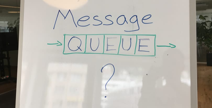 What are message queues?