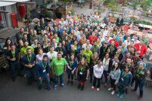 Liiper an der LiipConf 2017