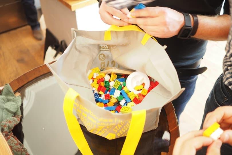 Des Legos pour stimuler la créativité