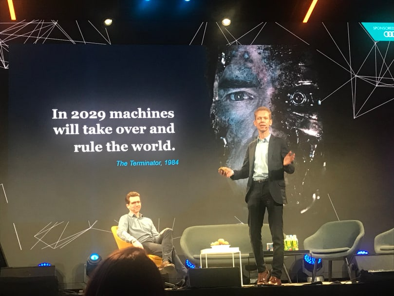 Content is king, and AI will rule the world · Blog · Liip