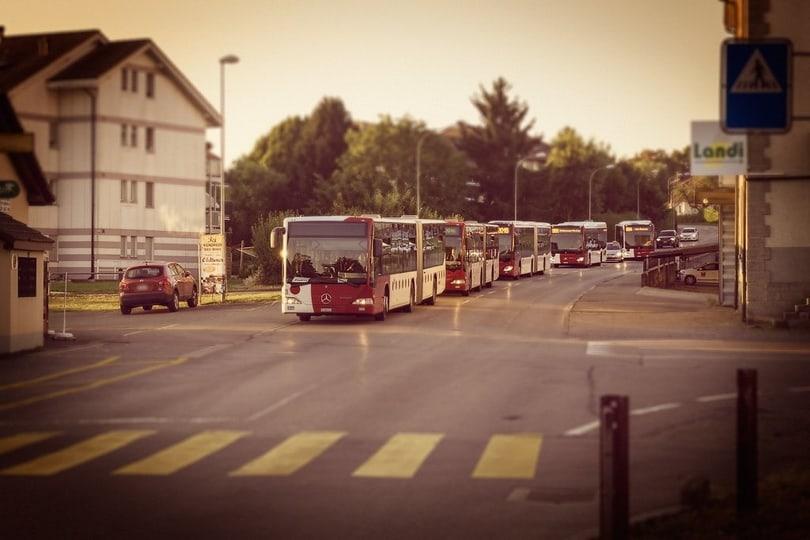 Public busses TPF