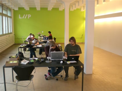 Liip office Fribourg