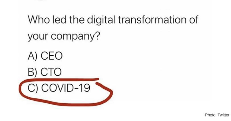 who leds your company?
