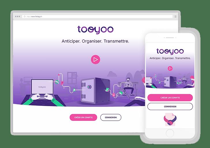 Die Online-Plattform Tooyoo